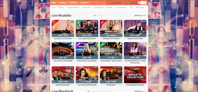 Anmeldelse av LeoVegas Casino Roulette Online